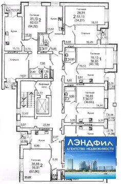 2 комнатная квартира, ул. Воскресенская, 34 - Фото 4