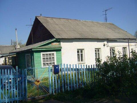 Продается 1/2 жилого дома общей площадью 84,9 кв.м на Парашютном . - Фото 1