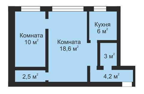 Продажа: 2 к.кв. ул. Узловая, 3 - Фото 4