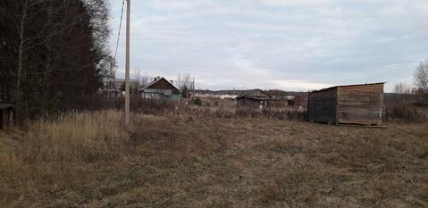 Участок 1,2га (Дом, фундамент, гараж, ангар) д.Щелканка - Фото 3