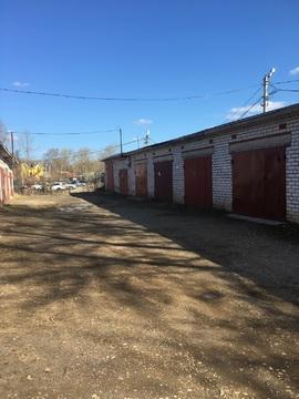Кирпичный гараж 5х6 м. г. Дмитров, ул. Сенная - Фото 2