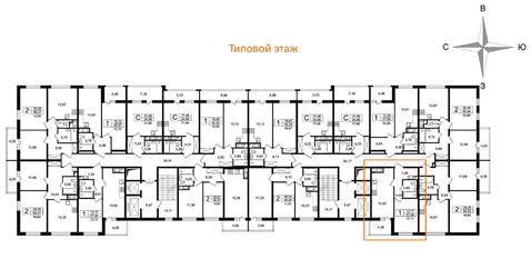 Квартира с отделкой у метро Звездная - Фото 2