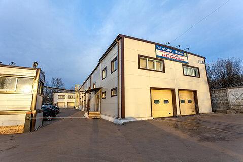 Продажа автосервиса в Москве, Продажа производственных помещений в Москве, ID объекта - 900281980 - Фото 1
