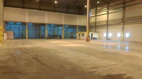 Сдам складское помещение 3770 кв.м, м. Купчино - Фото 2