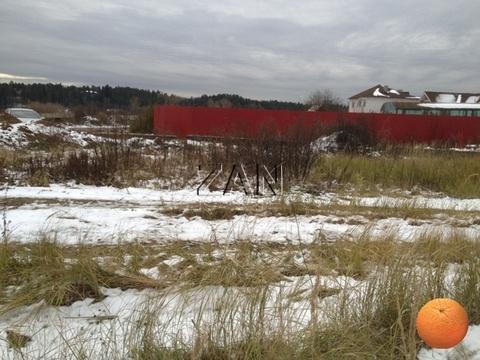 Продается участок, Новорижское шоссе, 40 км от МКАД - Фото 4