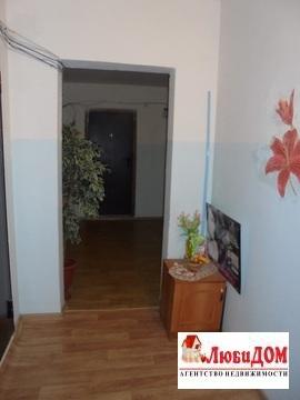1 комнатная квартира с ремонтом и мебелью на 1 этаже в Солнечном 6 мк - Фото 1