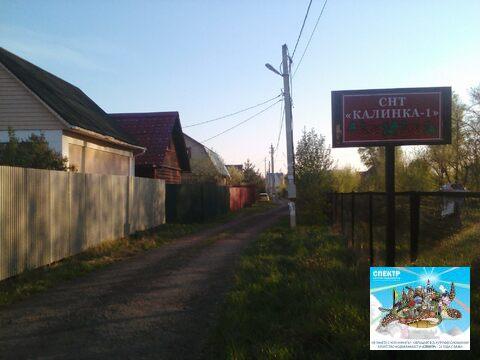 Участок 6 соток в д. Матвеевское, СНТ Калинка, - Фото 1