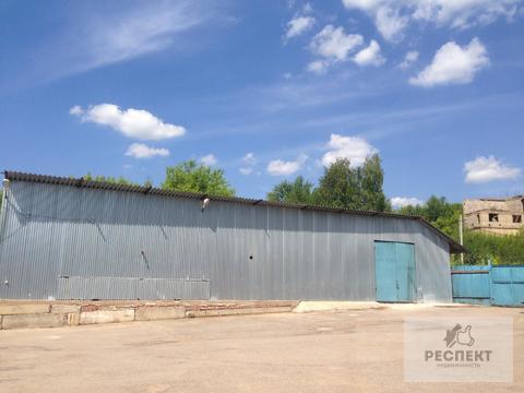 Производственно-складское помещение 5000 кв.м. - Фото 3