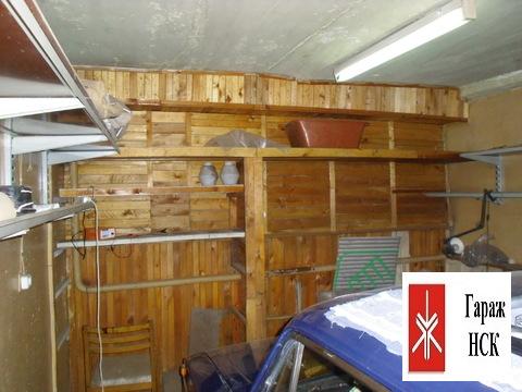 Продам капитальный гараж в ГСК Роща №561. Академгородок, за ияф - Фото 3