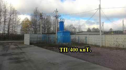 Производственно-складская база 3,6 Га с жд тупиком и веткой - Фото 3