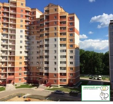 Новая квартира в современном районе, Купить квартиру в Калуге по недорогой цене, ID объекта - 322592225 - Фото 1