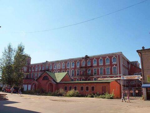 Действующая швейная фабрика в Кохме. - Фото 3