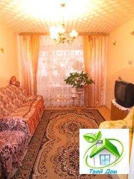 3-комн, город Нягань, Купить квартиру в Нягани по недорогой цене, ID объекта - 320493406 - Фото 1