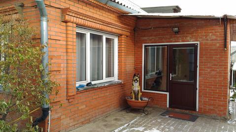 Ухоженный кирпичный дом Пушкина 10 - Фото 1