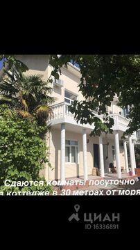 Аренда комнаты, Сочи, Ул. Крымская - Фото 1