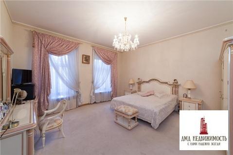 Четырехкомнатная квартира 305 кв.м Остоженка 7 (ном. объекта: 7243) - Фото 4
