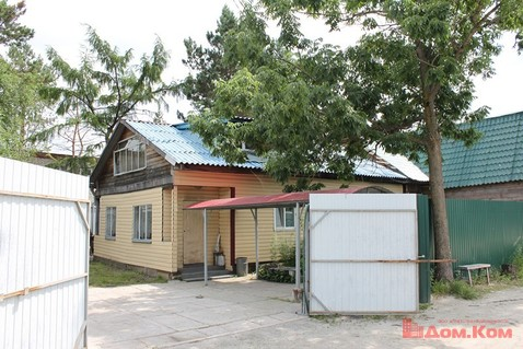 Продажа дома, Хабаровск, С. Сосновка - Фото 1