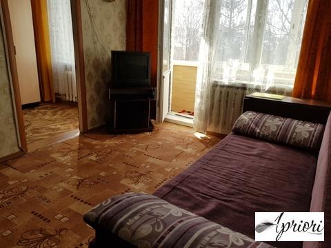 Сдается 2 комнатная квартира г. Ивантеевка Советский проспект д.2а - Фото 1