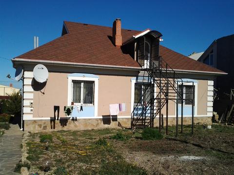 Продаю дом р-н Залесская (Акъ-Къая) рядом Лес. Общ. пл 130 кв.м - Фото 4