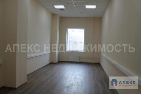 Аренда офиса 36 м2 м. Волоколамская в бизнес-центре класса В в Митино
