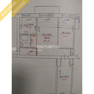 Продажа 3-к квартиры на 2/5 этаже на наб. Лососинской, д. 17 - Фото 2