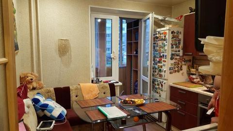 Однокомнатная квартира 35.30 кв.м. на пр. Большевиков - Фото 2