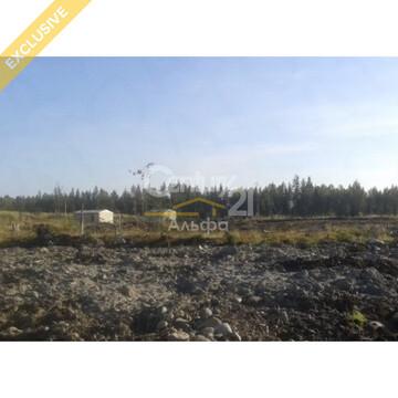 Продажа земельного участка в районе 4 км Лососинского шоссе - Фото 2