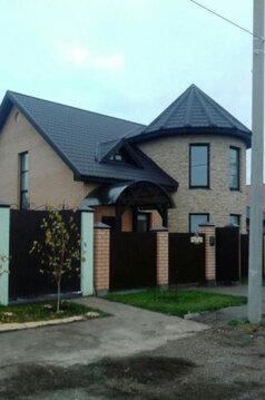 Продается: 187 м2 на участке 5.9 сот., Продажа домов и коттеджей Ивановка, Оренбургский район, ID объекта - 503670433 - Фото 1
