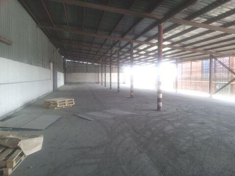 Холодный склад с крытыми рампами площадью 5266 кв.м. в Новороссийске. - Фото 3