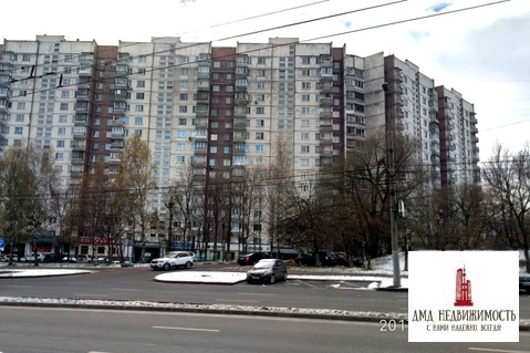 Продажа 2-х (двухкомнатная) квартира в р-не м.Ясенево - Фото 1