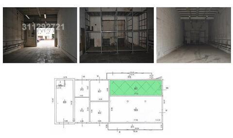 Под склад, отаплив. /сухой, выс. потолка: 5-6 м, офис. + подсобсн. пом - Фото 2