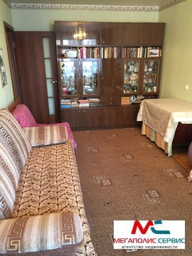 Трехкомнатная квартира 64/38/8м в Железнодорожном в центе - Фото 2