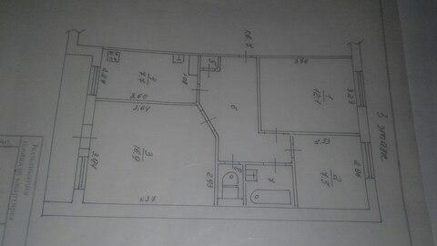 3х ком. квартира в с. Никольское по ул. Глинки 17 - Фото 5