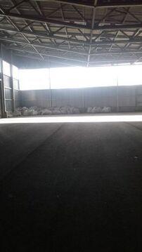 Аренда склада, Редкино, Конаковский район, Ул. Погрузочная - Фото 1