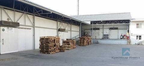 Аренда склада, Краснодар, Улица Западный Обход - Фото 1