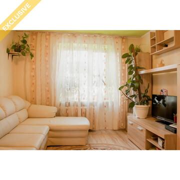 Трехкомнатная квартира на ул.Красносельской, Продажа квартир в Калининграде, ID объекта - 331054803 - Фото 1