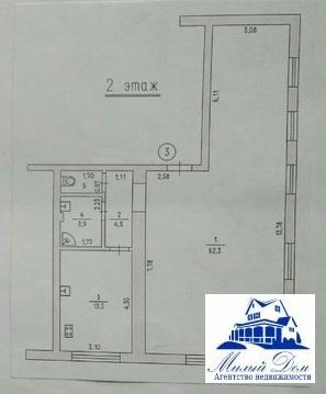Просторная квартира со свободной планировкой 86 кв. м в Аршинцево, ул. - Фото 4