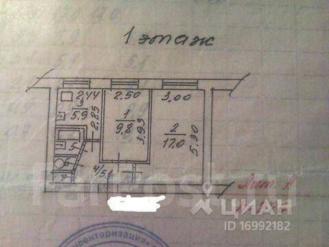 Продажа квартиры, Владивосток, Проспект 100-летия Владивостока - Фото 1