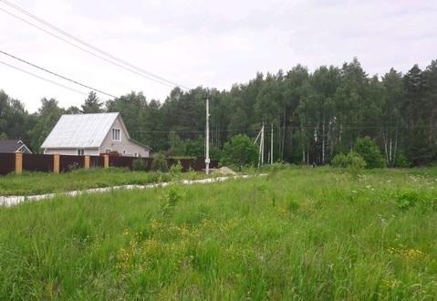 Участок ИЖС д.Ямкино - Фото 2
