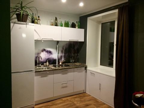 Продается 1 комнатная квартира с евроремонтом - Фото 1