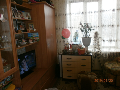 1-к квартира, ул. 40 лет Октября, 33 - Фото 2