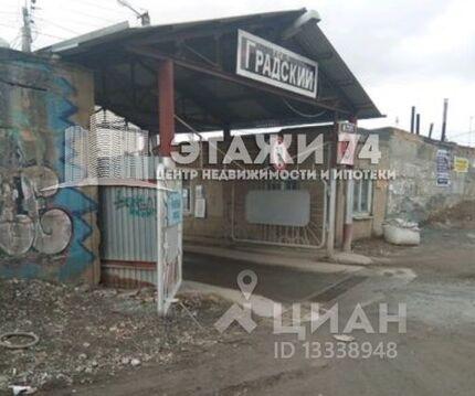 Продажа гаража, Челябинск, Ул. Звенигородская - Фото 1