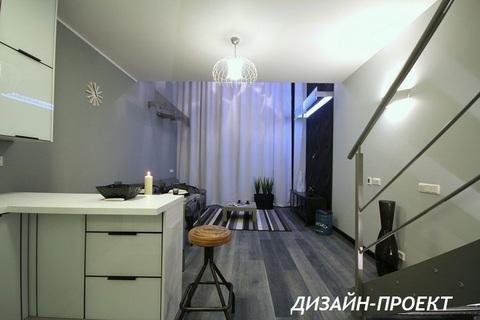 Продается двухуровневая квартира 66,5 кв - Фото 4