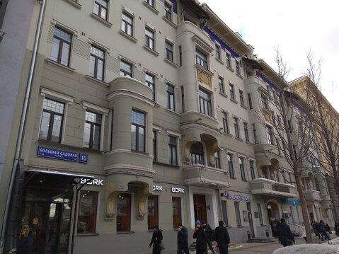 Офис 122,7 м2 в Булгаковском доме метро Маяковская - Фото 1