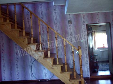 Дом, 160 кв.м, бревенчатый, участок 6,1 сот. ИЖС - Фото 2