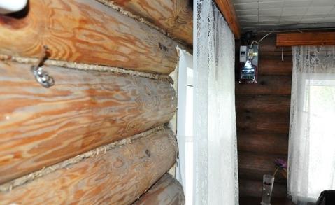 Дача бревенчатая 38 кв.м. на участке 4,4 сотки в г.Киржач - Фото 2