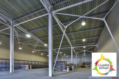Предлагаются варенду склад- 400 кв.м. Потолки - 6-10 м. Пол ровный бет - Фото 4