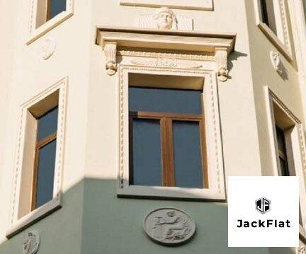 """ЖК """"Полянка,44""""-элитный комплекс квартир, 128 кв.м, 3 спальни, 3 этаж - Фото 4"""