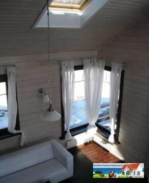 Новый деревянный дом 115 кв.м на берегу вдхр - Фото 2