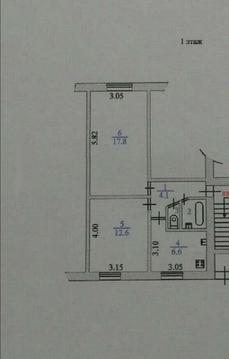 Продажа квартиры, Пенза, Ул. Ульяновская, Купить квартиру в Пензе по недорогой цене, ID объекта - 325750412 - Фото 1